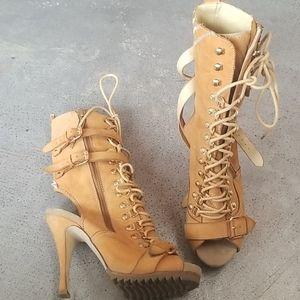 Super Cute Lace-Up Boots